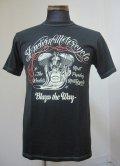 インディアンモーターサイクルズ(IndianMotorCycles) Blazes the Way 半袖Tシャツ - Black【送料無料】