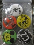 CycleZombies / サイクルゾンビーズ CZ PIN PACK