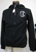 CycleZombiesサイクルゾンビーズ CALIFORNIA ZIP HOOD -BLACK