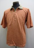 Groval Gear Hemp Polo Shirts - Ash Orange