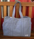 Porter BlueStripes-ToteType(708-07153-L)