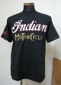 インディアンモーターサイクル(IndianMotorCycle)カットアウト Tee - Black