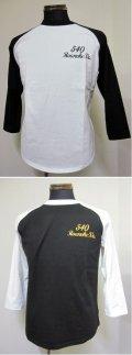 ACOUSTIC(アコースティック)540七分丈BBTEEシャツ