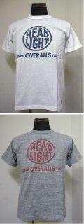 HEADLIGHT(ヘッドライト)by SUGAR CANE ヘッドライト・コマーシャル半袖TEEシャツHD76257