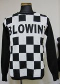 ウエストライド(WESTRIDE)BLOWIN` SWEATER LOGO OFF【送料無料】