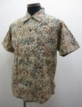 スラップショット(Slapshot) India Elephant Print S/S Shirts