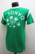INK ミッキーTOKYO Tee - Green