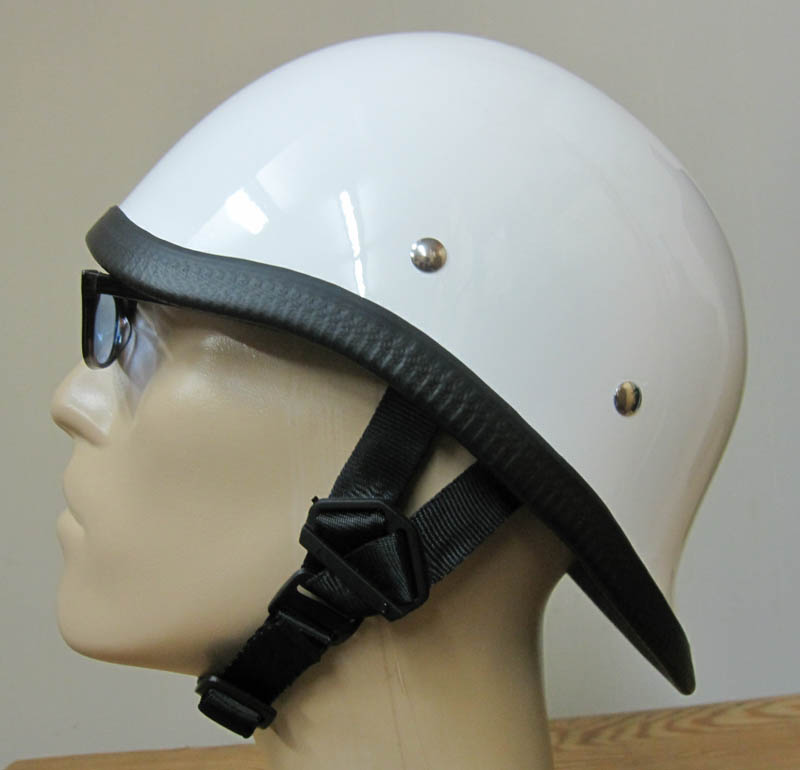 画像1: JACKSUN'S(ジャックサンズ)HAWK NOBELTY HELMET-WHITE